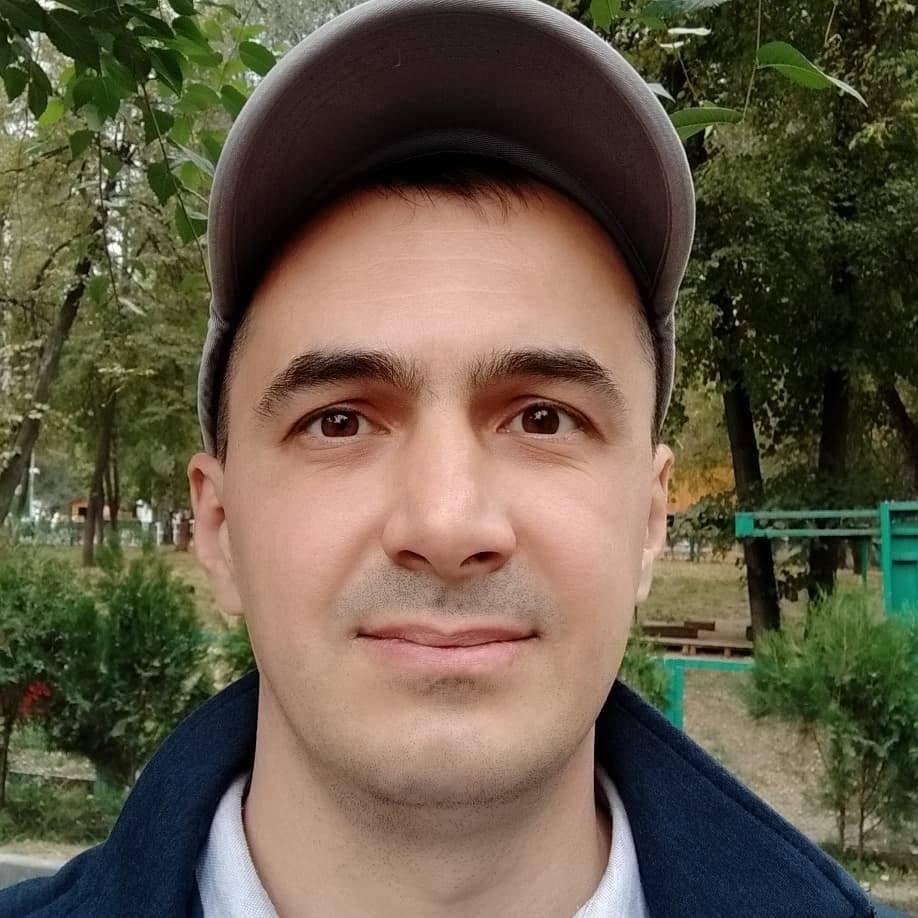 Сергей Воропай